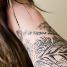 刺青(タトゥー)やアートメイクの除去アイコン