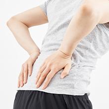 腰の痛みアイコン