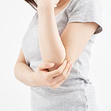 手・肘・指の痛みアイコン
